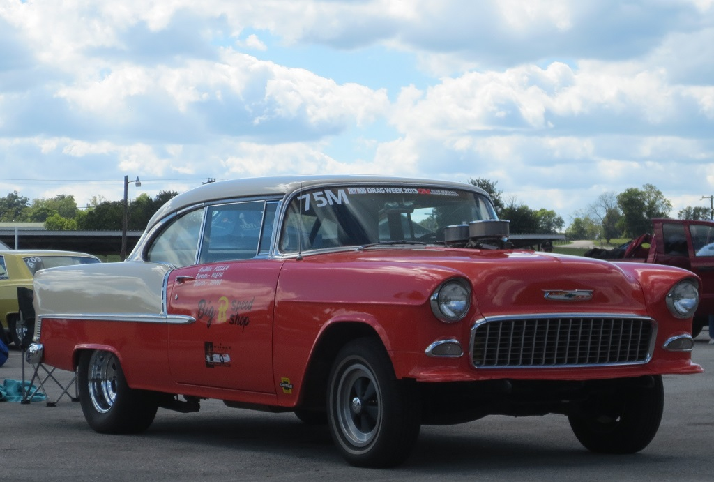 Projects - Plan II - 62 Chevy II Drag Car | The H A M B