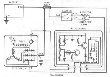 Delco Cs130 Alternator Wiring Diagram Wedocable