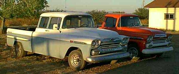 Ford Truck, 1954-56 V8 350 Crossflow Aluminum Radiator w/Shroud & Fan